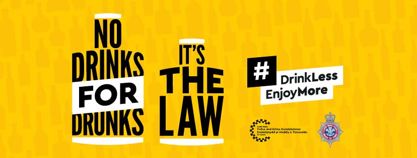 Drink Less Enjoy More - Generic - Facebook Header Eng
