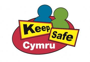 Keep Safe Cymru Logo Launch
