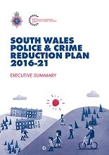 Police & Crime Reduction Plan 2016-21 Executive Summary Cover (web)