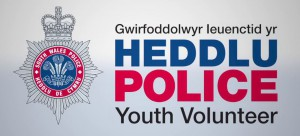 Police Youth Volunteer text image