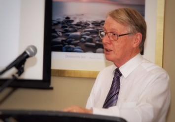 Police & Crime Commissioner Alun Michael