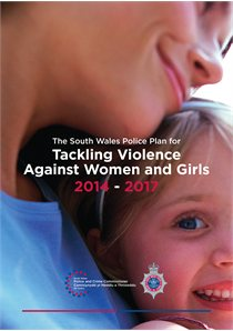 Cover of Violence Against Women and Girls report